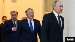 Грани Времени. Что ищет Путин в Центральной Азии?