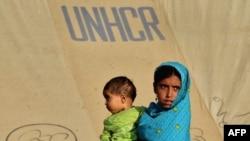 اکنون نزديک به يک ميليون پانصد هزار پناهجو در چارد زندگی میکنند