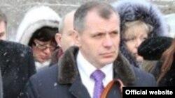 Председатель Госсовета Крыма Владимир Константинов