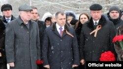 Qırım Devlet şurasınıñ reisi Vladimir Konstantinov