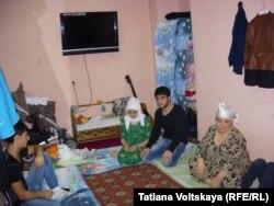 Семья Умарали Назарова