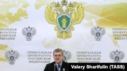 Генпрокурор Росії Юрій Чайка
