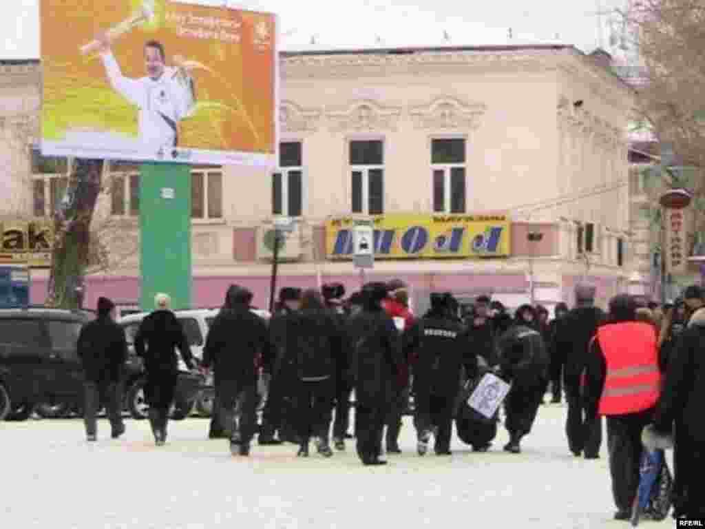 Казахстан. 3 января - 7 января 2011 года. #10