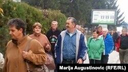 Radnici Vitezita krenuli prema Sarajevu