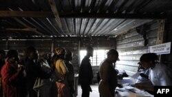 انتخابات پارلمانی در آفریقای جنوبی با مشارکت بالای رای دهندگان برگزار شد