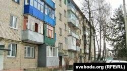 Дом, дзе купілі кватэру Жызьнеўскія
