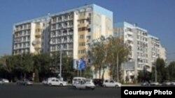 Многоэтажные дома в Ташкенте. Фото AsiaTerra.
