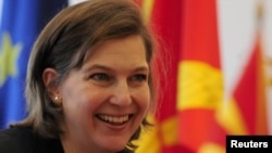 U.S. -- U.S. State Department spokesperson Victoria Nuland, 09Apr2009.