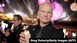 """Ирскиот режисер Мартин Мекдонах Неговиот филм """"Три билборди пред Ебинг, Мисури"""" победи во категоријата """"Најдобра драма""""."""