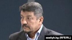 Бакыт Нурдинов.
