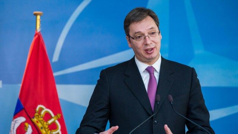 Вучиќ  Имавме контакти со Албанците  ќе ги решиме проблемите