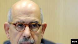 IAEA chief Muhammad el-Baradei said the international community has missed a chance to engage Iran.