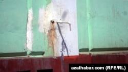 Suw krany, Aşgabat.