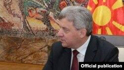 Претседателот на РМ Ѓорге Иванов