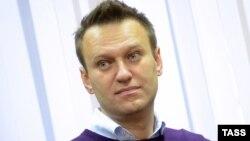 Politikani opozitar rus, Aleksei Navalny