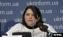 Тетяна Баранцова