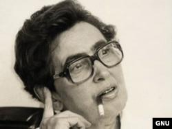 Monica Lovinescu în 1993