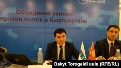 Улугбек Азимов.