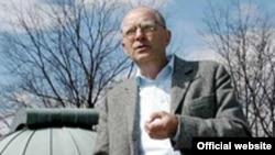 Выдающийся польский астрофизик Богдан Пачинский (1940 – 2007). Принстон, 2006 год.