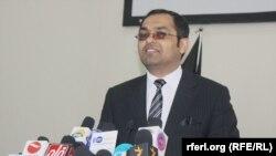 نور محمد نور سخنگوی کمیسیون انتخابات افغانستان