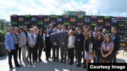 Mladi veleposlanici mira u Beogradu