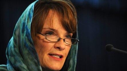 جیورجیتی گاگنون مسوول بخش حقوق بشر اداره سازمان ملل متحد در افغانستان