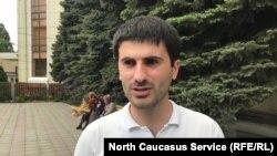 Гражданский активист из Дагестана Марат Исмаилов