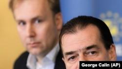 Ludovic Orban s-a izolat după ce a intrat în contact cu senatorul Virgil Chițac, depistat pozitiv