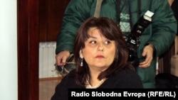 Претседателката на Синдикатот на новинари и медиумски работници, Тамара Чаусидис