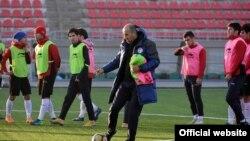 Фото Федерации футбола Таджикистана