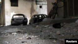 Хомс, 20 марта