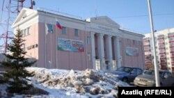"""""""Башкортостан"""" телевидениесе бинасы"""