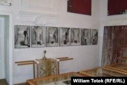 Lucrări la expoziția de la Prinzendorf