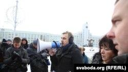 У цэнтры - Анатоль Лябедзька