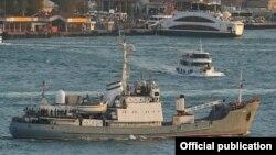 Fregata Liman din marina militară rusă a Mării Negre