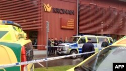 Швеция. Место происшествия