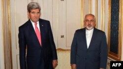 Держсекретар США Джон Керрі та міністр закордонних справ Ірану Могаммад Джавад Заріф, архівне фото