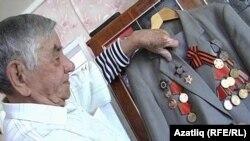 Сугыш ветераны Хәлиулла Сәфәров