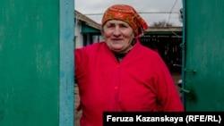 Наталя Балух, мати Володимира Балуха