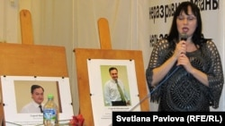 Takim përkujtues për avokatin Sergei Magnicki në Moskë