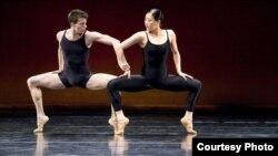 Холандски танцов театар.