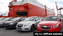«Chevrolet» avtomobilləri