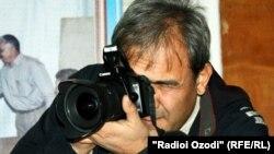 Нозим Қаландаров, аксбардори маъруфи тоҷик