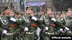 Артиши миллии Тоҷикистон бистсола шуд