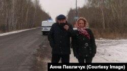Олег Кардонис и Светлана Крикунова