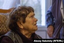 Нина Николаева, жительница дома престарелых
