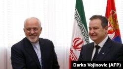 Prijateljstvo i podrška u međunarodnim institucijama: Mohamad Džavad Zarif i Ivica Dačić