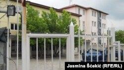 Ndërtesa e Gjykatës, Mitrovicë (Foto nga arkivi)