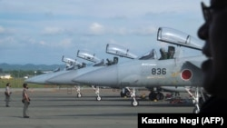 A recent report by the Japanese ministry said its fighter jets had scrambled nearly 1,000 times against foreign aircraft approaching its airspace in the past fiscal year ending on March 31.