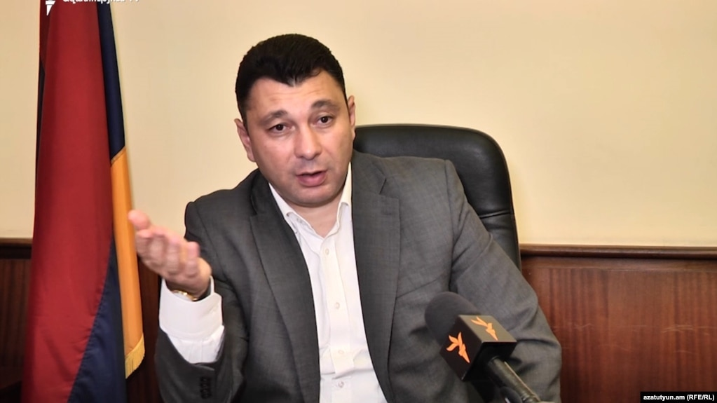 Вопрос участия в выборах РПА обсудит на заседании совета партии 11 ноября